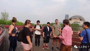 Monash students visited Award-winning sites in Zhejiang